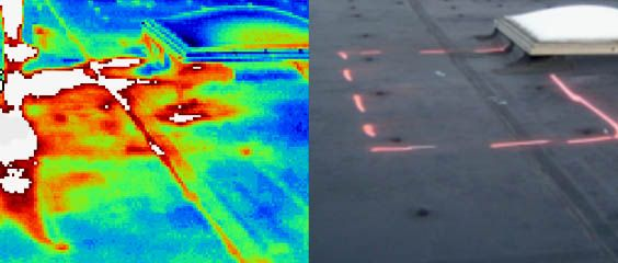 Thermographic Inspections by Practical Roofing